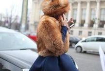 #Winter Style / The desire to dress up winter!