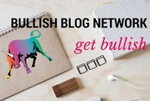 Bullish Blog Network || Get Bullish / In the Bullish Blog Network, friends of GetBullish.com write on a common theme, every other month. http://www.getbullish.com/blognetwork/