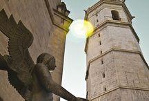 """Castellón de la Plana / A la orilla del mar Mediterráneo se encuentra esta pequeña joya que a pesar del paso de los siglos sigue conservando su esencia mediterránea y tradicional...""""Visca la terreta!""""."""