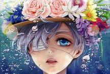Anime varied / Cosas de anime q me gustan