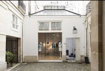 Paris Press Event - 'Blue' / See inside the Paris press event for our new 'Blue' collection.