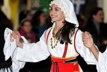 Traditional Costumes of world