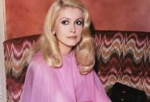 Catherine Deneuve / Catherine Deneuve was born October 22, 1943 in Paris, France.