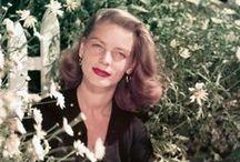Lauren Bacall / 16 Σεπτεμβρίου 1924 - 12 Αυγούστου 2014