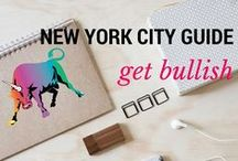New York City || Get Bullish / Everything you need to make New York work for you during the 2015 Bullish Conference. Where to eat, where to sleep, the best places for coffee and cocktails.