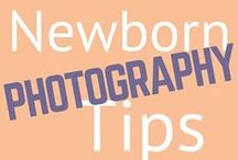 Newborn photography tips / Tips for newborn photography.