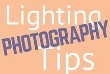 Photography lighting tips / Basic and studio lighting tips for you to try.
