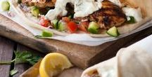 greek & turkish food / yummy food and recipes of lovely greek traditional dishes!