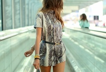 Fashion   .    Street style / by Ranim Kamel