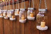 Home - DIY - Outdoor Ideas / A beautiful collection of outdoor ideas for your home. / by Connie Ohm