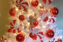 Christmas Tree Ideas / Beautiful photos of Christmas Trees with great decorating ideas and tips. / by Connie Ohm