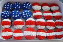 Happy 4th of July! / Happy 4th of July party tips, decorating ideas and yummy recipes! / by Connie Ohm