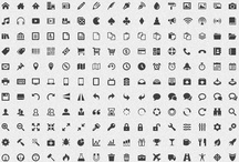 Icons / Icons, Iconsets,