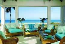Home - Beach Coastal Home 1 / Beautiful photos to help you create that perfect home on the beach. / by Connie Ohm