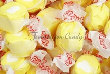 Yellow Candy / Yellow candy from Temptation Candy. Favorites include Reese's Pieces, Lemonheads, Banana Splits, Rock Candy, Gumballs, Yellow M&M's, Jelly Belly Beans and much, much more!