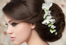 Wedding - Bridal Hair Styles / Beautiful ideas to create that perfect hair style for your wedding day, prom or homecoming dance! / by Connie Ohm
