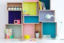 w o r k . a t . h o m e / inspiration for my home office & workspace