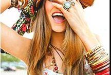 b o h e m i a n . g i r l / bohemian fashion, ibiza girl