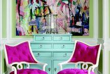 Decorating / by Vicky Ferguson