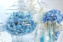 Candy Buffets and Sweet Tables / These are a MUST at every party!