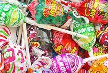 Lollipops / Lovely lollipops from Temptation Candy! All your favorite lollipops including Blow Pops, Tootsie Pops, Gourmet Pops, etc.