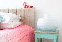 b e d r o o m / inspiration for my bedroom