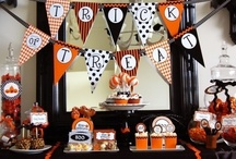Halloween Candy Party!