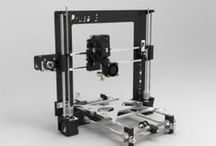 3D Printers / Few examples of 3D Printers:  MakerBot, Objet...