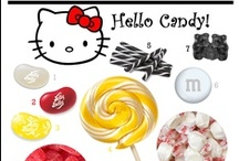 Sweet Palettes - Candy Buffet Color Inspiration