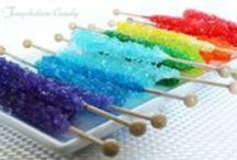 Rock Candy / Rock Candy from Temptation Candy. Including all your favorite colors and flavors of rock candy. Including Rock Candy Crystal Sticks, Rock Candy Swizzle Sticks, Rock Candy Crystals, Rock Candy Strings and more!