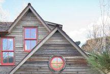 a r c h i t e c t u r e / exterior & architecture, home inspiration