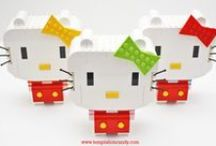 LEGO Hello Kitty / Adorable isn't she?