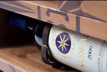Sassicaia Collection by Aznom / The Sassicaia Collection originates in obedience to the San Guido Estate values and traditions. It consists of objects created with high quality materials and produced in small series by the expert hands of Italian craftsmen, and grounded on exclusive draw.