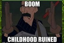 Boom Childhood ruined