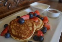 Breakfast at Balnearn House / At Balnearn House bed and breakfast you can choose from both cooked and lighter options, including our yummy granola or freshly prepared pancakes.  The choice is endless!
