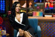 Porsha Williams-Real Housewives Of Atlanta / Read more on Porsha Stewart Williams at: http://www.allaboutthetea.com/