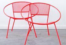 f u r n i t u r e / retro & design furniture i love