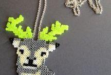 h a m a / beads & hama ideas
