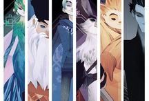 Rotg / Dreamworks Animation Rise of the Guardians
