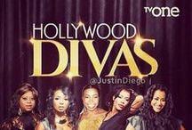 """Hollywood Divas / """"Hollywood Divas,"""" chronicles the lives of a group of actresses trying to remain active in the ever-challenging entertainment industry. The one-hour reality show, currently in production in LA, features Elise Neal (The Hughleys), Golden Brooks (Girlfriends), Paula Jai Parker (Hustle and Flow), Countess Vaughn (The Parkers) and Lisa Wu."""