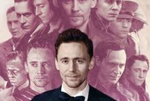 Tom Hiddleston / the actor and his roles