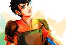 Percy Jackson Stuff / I dunno what'll happen with this...
