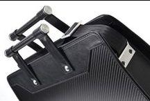 CARBON BUSINESS 24H Black leather