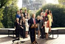 Celebrity Apprentice / Celebrity Apprentice is an American reality game show series. It is a spin-off of The Apprentice series, like which it is hosted by real estate magnate, businessman and television personality Donald Trump.The Apprentice.  Celebrity Apprentice consists of famous persons as the competing apprentices as opposed to unknowns.  All of them are competing to win money for a charitable organization of their choice. The celebrities come from a wide variety of different fields in the media: [Source: Wiki]
