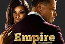EMPIRE (2015) / Empire is an American musical drama television series which debuted on Fox on January 7, 2015. The show centers around a hip hop music and entertainment company, Empire Enterprises, and the drama among the members of the founders' family as they fight for control of the company. The hour-long family drama was created by Lee Daniels and Danny Strong, and stars Terrence Howard and Taraji P. Henson. [Source: Wiki]