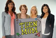 Teen Mom OG / Teen Mom, renamed Teen Mom OG in the fifth season, is an American reality television series that premiered on December 8, 2009 on MTV. Developed as the first spin-off of 16 and Pregnant, it aired four seasons before its initial conclusion on October 9, 2012. Its revival was announced in February 2015, with its fifth season scheduled to premiere on March 23, 2015. it documents the first years of motherhood and places additional emphasis on strained family and romantic relationships. [Source:Wiki]