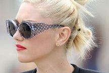 Gwen Stefani: hair + makeup