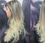 HAIR BLOND /