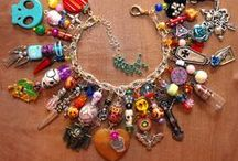 Enchanting Contemporary Charms / Pretty, modern day charms, charm bracelets & necklaces