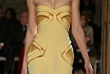 DRESSES OF INSPIRATION / Dresses that blow my mind.